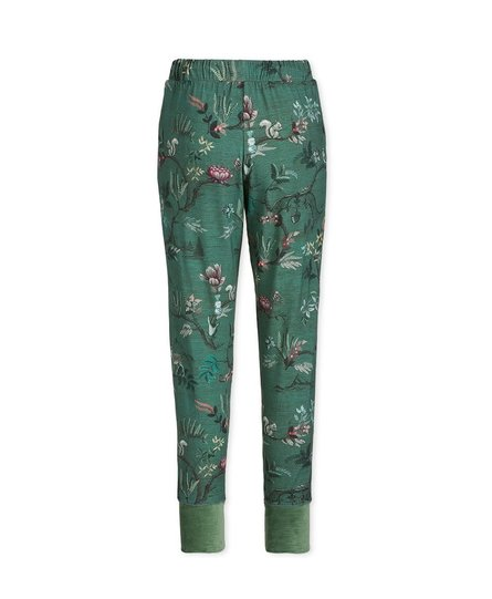 Bobienong Trousers Woodland Nights Green