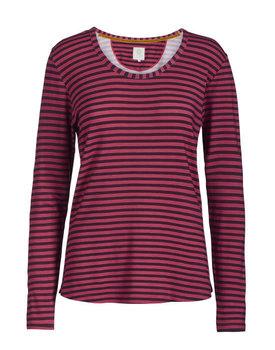 Pip Studio Trixy Long Sleeve Fusion Stripe Red