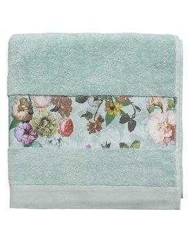 Essenza Fleur Handdoek Green 60x110