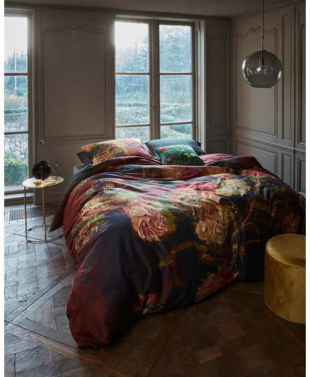 Beddinghouse x Van Gogh dekbedovertrek Gladioli rood