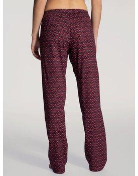 Calida dames pyjamabroek lang 29655 dahlia pink 197