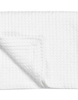 Vandyck Pique wafel deken Wit 160x250