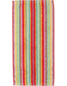 Cawo Lifestyle Streifen Handdoek 7008 Multi-25 50x100