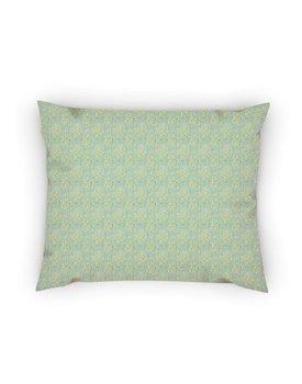 Marc O'Polo Flori Kussensloop Soft green 60x70
