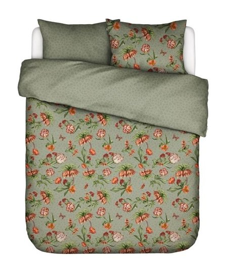 Essenza Femm Dekbedovertrek Rosemary green 200x200x220