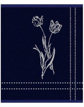 DDDDD keukendoek lisse 50x55 blue per stuk