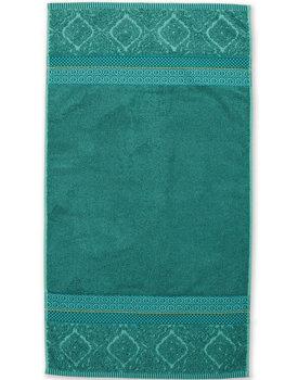 Pip Studio handdoek Soft Zellige 55x100 Groen