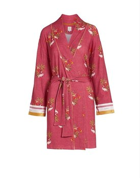 Pip Studio Nisha Kimono My Heron Pink M