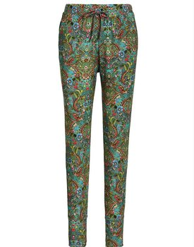 Pip Studio Bobien Long Trousers Pippadour Green S