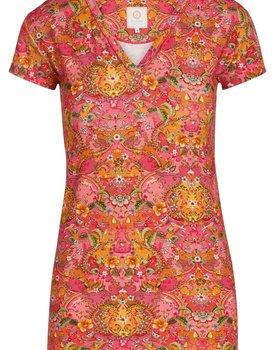Pip Studio Tobia Short Sleeve Pippadour Pink XL