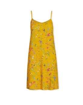 Pip Studio Diezel Night Dress Petites Fleurs Yellow L