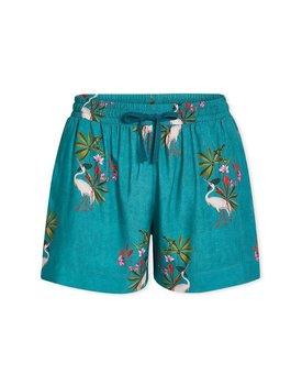 Pip Studio Bob Short Trousers My Heron Green L