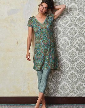 Pip Studio Djoy Night Dress Pippadour Green M