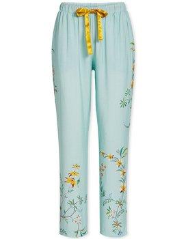Pip Studio Babbet Long Trousers Grand Fleur Blue XL