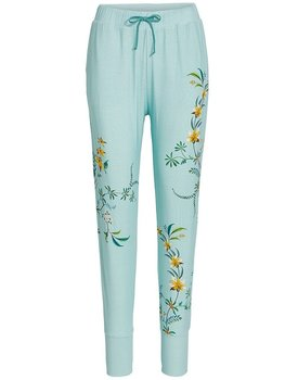 Pip Studio Bobien Long Trousers Grand Fleur Blue L