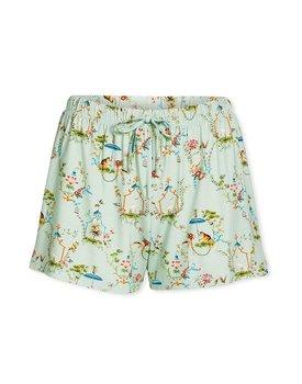 Pip Studio Bonna Short Trousers Singerie Light Green M