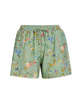 Pip Studio Bob Short Trousers Petites Fleurs Green L