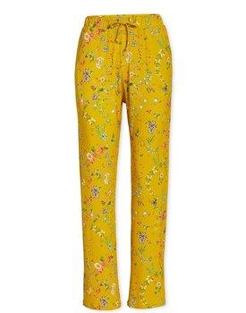 Pip Studio Babbet Long Trousers Petites Fleurs Yellow M