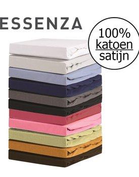 Essenza lits-jumeaux hoeslaken satijn 180x200