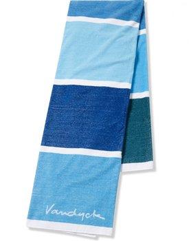 Vandyck Orlando Vintage Blue Strandlaken 100X200