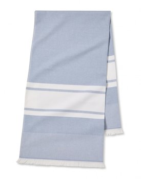 Vandyck Key West China Blue Strandlaken 100X180