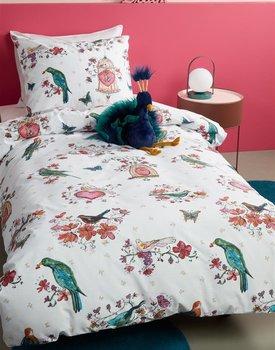 Beddinghouse Kids Sweet Birds Dekbedovertrek - Roze 140 x 200/220
