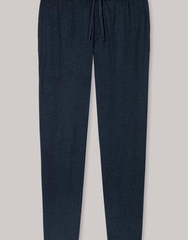 Schiesser Pyjamapantalon 163840 heren donkerblauw