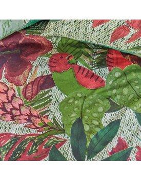 Beddinghouse Wildwood Dekbedovertrek - Groen 200x200/220