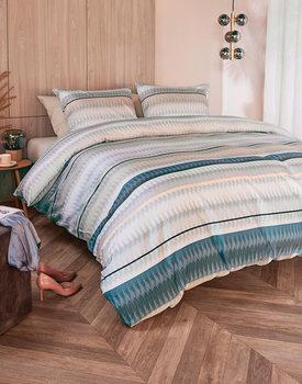 Kardol Palenque Dekbedovertrek - Blauw 200x200/220
