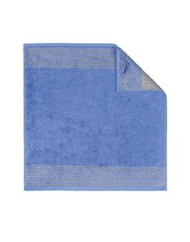 Cawö keukendoek Two-tone 50x50 blauw