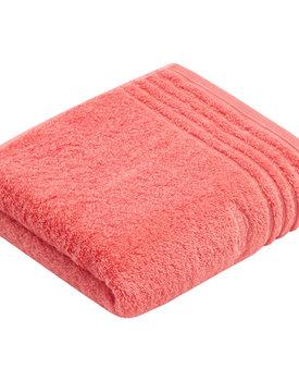 Vossen Handdoek Vienna Style Supersoft  Rouge 50x100