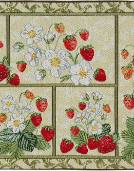 Sander placemat Sweet berry
