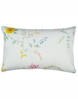 Pip studio sierkussen Fleur grandeur quilted white 45x70