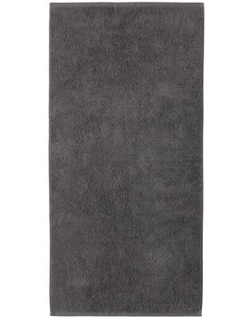Cawö Heritage uni Handdoek anthrazit