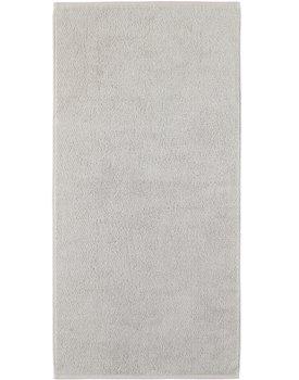 Cawö Heritage uni Handdoek platin