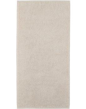 Cawö Heritage uni Handdoek travertin