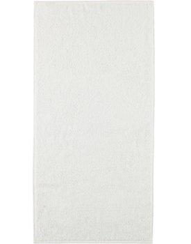 Cawö Heritage uni Handdoek weiß
