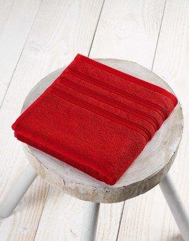 De Witte Lietaer Dolce Badhanddoek Tango Red 60x110
