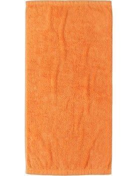 Cawo Lifestyle Uni Handdoek 50x100 Mandarijn