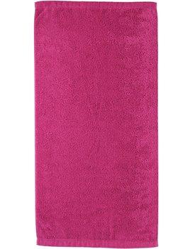 Cawo Lifestyle Uni Handdoek 50x100 Pink