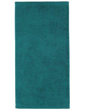 Cawo Lifestyle Uni Handdoek 50x100 Smaragd