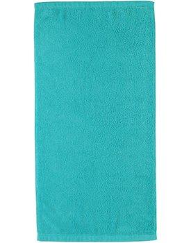 Cawo Lifestyle Uni Handdoek 50x100 Turkoois