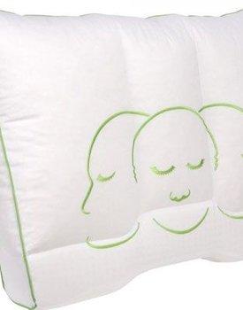 Silvana Larimar Kussen Groen 50x70