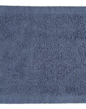 Cawo Lifestyle Uni Gezichtsdoekje Nachtblau