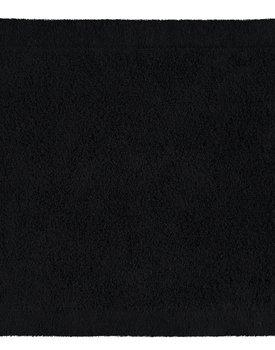 Cawo Lifestyle Uni Gezichtsdoekje Zwart
