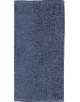 Cawo Lifestyle Uni Douchelaken Nachtblau