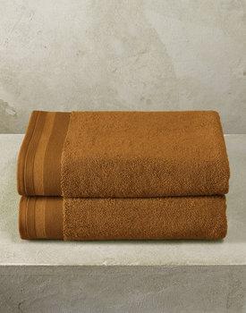 De Witte Lietaer badhanddoek Excellence 70x140 caramel