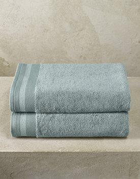 De Witte Lietaer badhanddoek Excellence 70x140 oxyde
