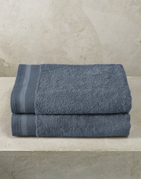 De Witte Lietaer badhanddoek Excellence 70x140 indigo