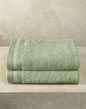 De Witte Lietaer badhanddoek Excellence 70x140 sea green